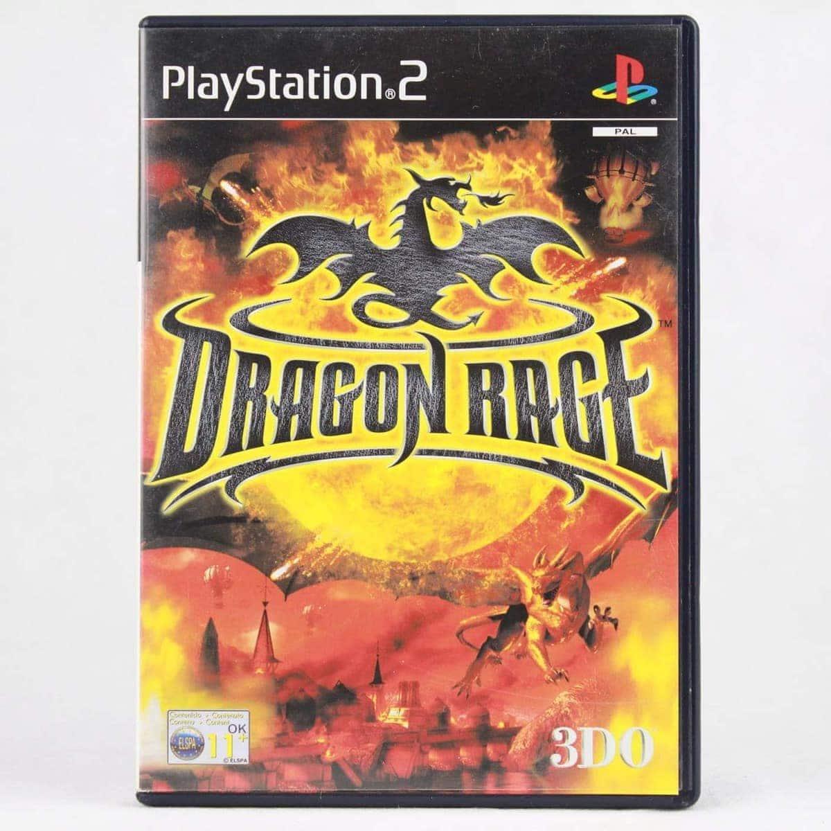 Dragon Rage (PS2)