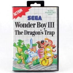 Wonder Boy III: The Dragon's Trap (SEGA Master System)