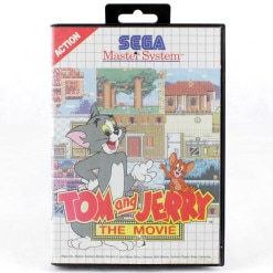 Tom and Jerry: The Movie (SEGA Master System)