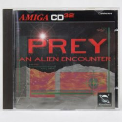 Prey: An Alien Encounter (Amiga CD32)