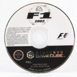 F1 2002 (Nintendo GameCube - Kun CD)