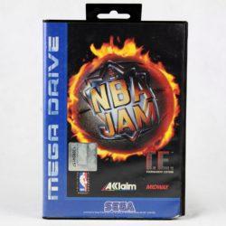 NBA Jam Tournament Edition (SEGA Mega Drive)