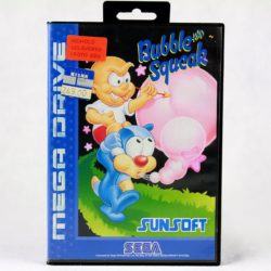 Bubble and Squeak (SEGA Mega Drive)