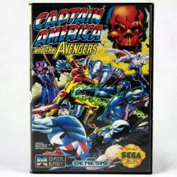 Captain America and the Avengers (SEGA Mega Drive)
