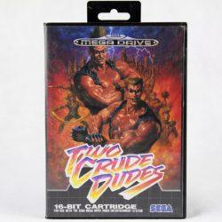 Two Crude Dudes (SEGA Mega Drive)