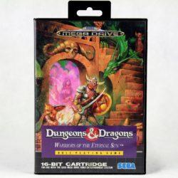 Dungeons & Dragons: Warriors of the Eternal Sun (SEGA Mega Drive)