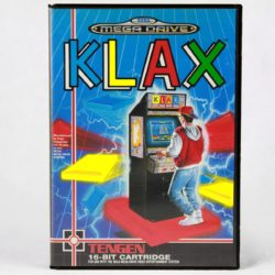 Klax (SEGA Mega Drive)
