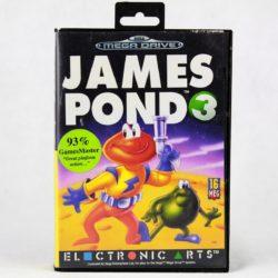 James Pond 3 (SEGA Mega Drive)