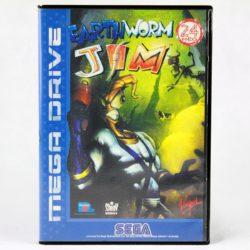 Earthworm Jim (SEGA Mega Drive)