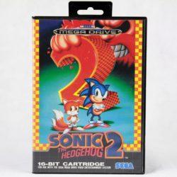 Sonic the Hedgehog 2 (SEGA Mega Drive)