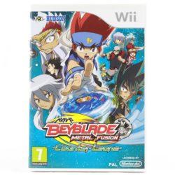 Beyblade: Metal Fusion -Counter Leone- (Nintendo Wii)