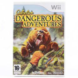 Cabela's Dangerous Adventures (Nintendo Wii)