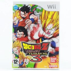 Dragon Ball Z: Budokai Tenkaichi 3 (Nintendo Wii)