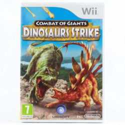Combat of Giants: Dinosaurs Strike (Nintendo Wii)