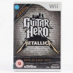 Guitar Hero: Metallica (Nintendo Wii)
