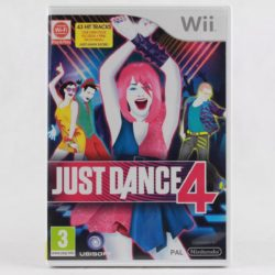 Just Dance 4 (Nintendo Wii)
