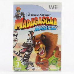 Madagascar: Kartz (Nintendo Wii)