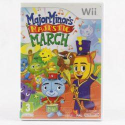 Major Minor's Majestic March (Nintendo Wii)