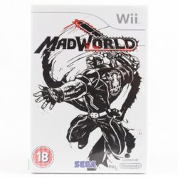 MadWorld (Nintendo Wii)