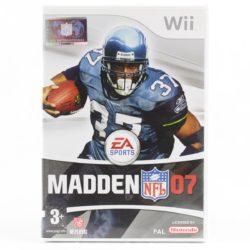 Madden NFL 07 (Nintendo Wii)