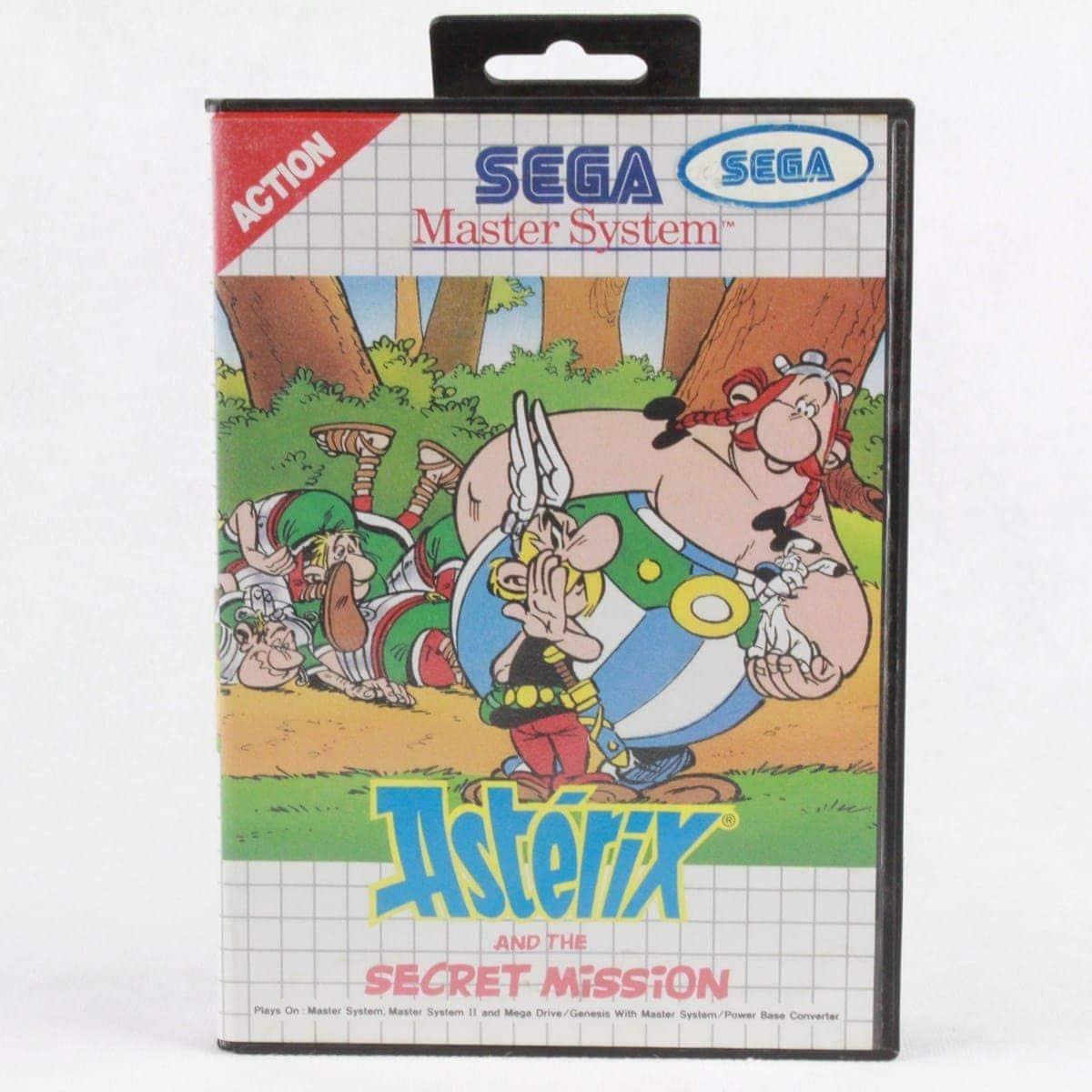 Astérix and the Secret Mission (SEGA Master System)