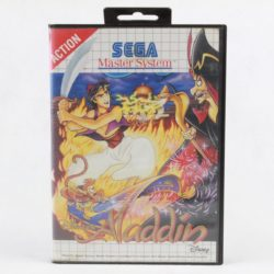 Disney's Aladdin (SEGA Master System)
