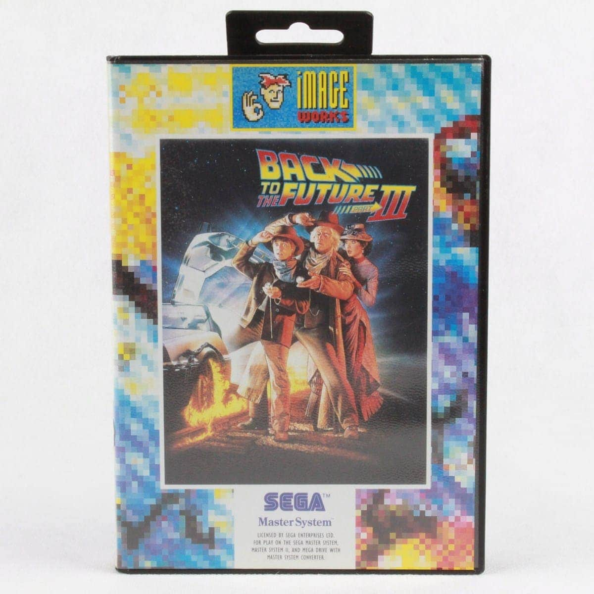 Back to the Future Part III (SEGA Master System)