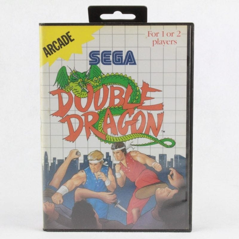 Double Dragon (SEGA Master System)