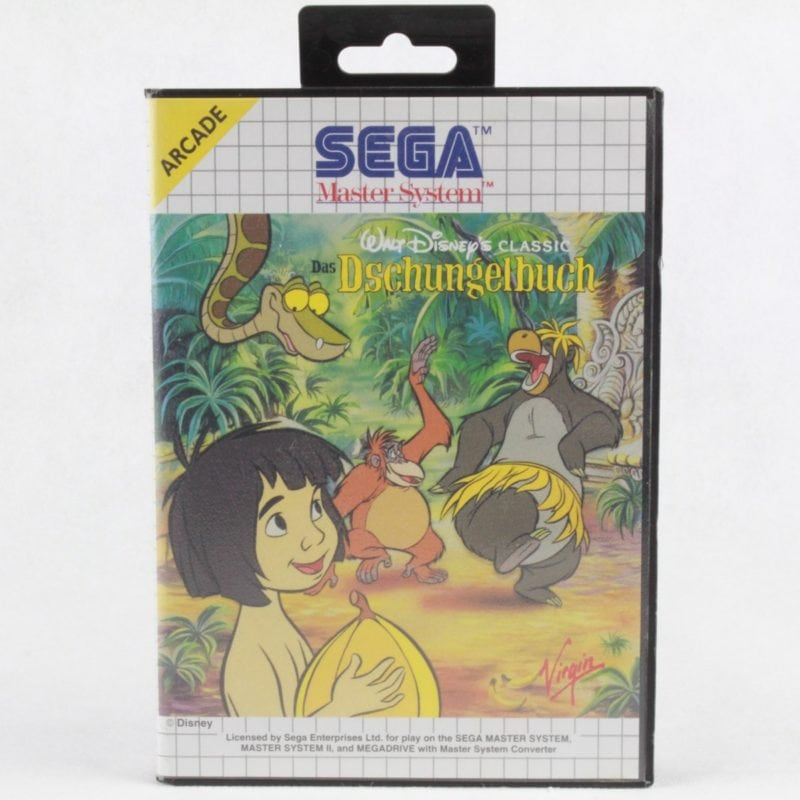 The Jungle Book (SEGA Master System)