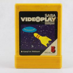 Saba Videoplay System Fairchild - Videocart 5