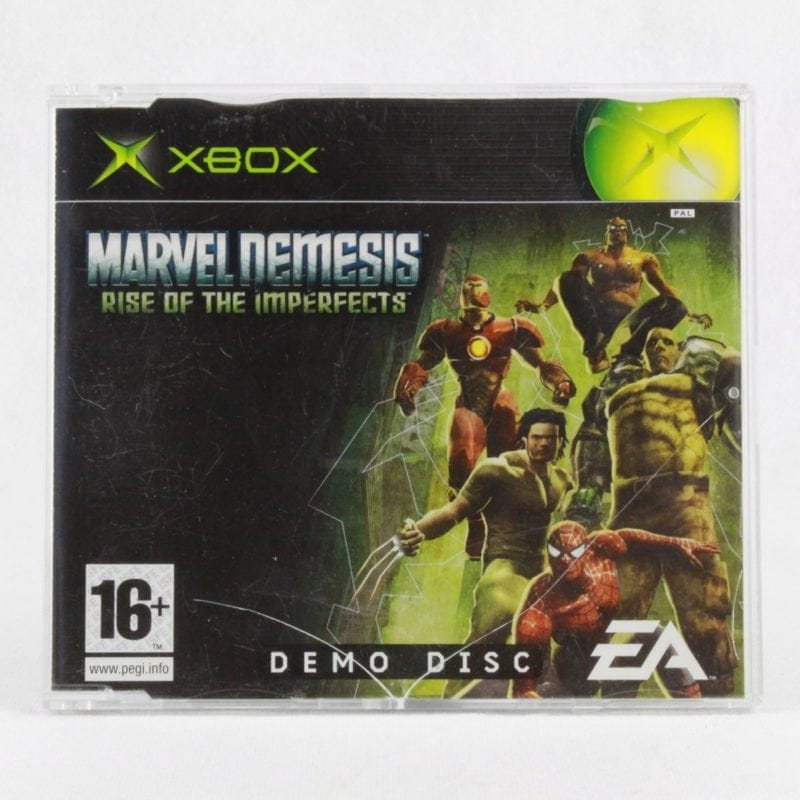 Mervel Nemesis: Rise of the Imperfects (Xbox - Demo)