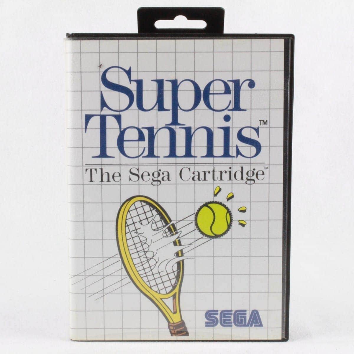 Super Tennis (SEGA Master System)