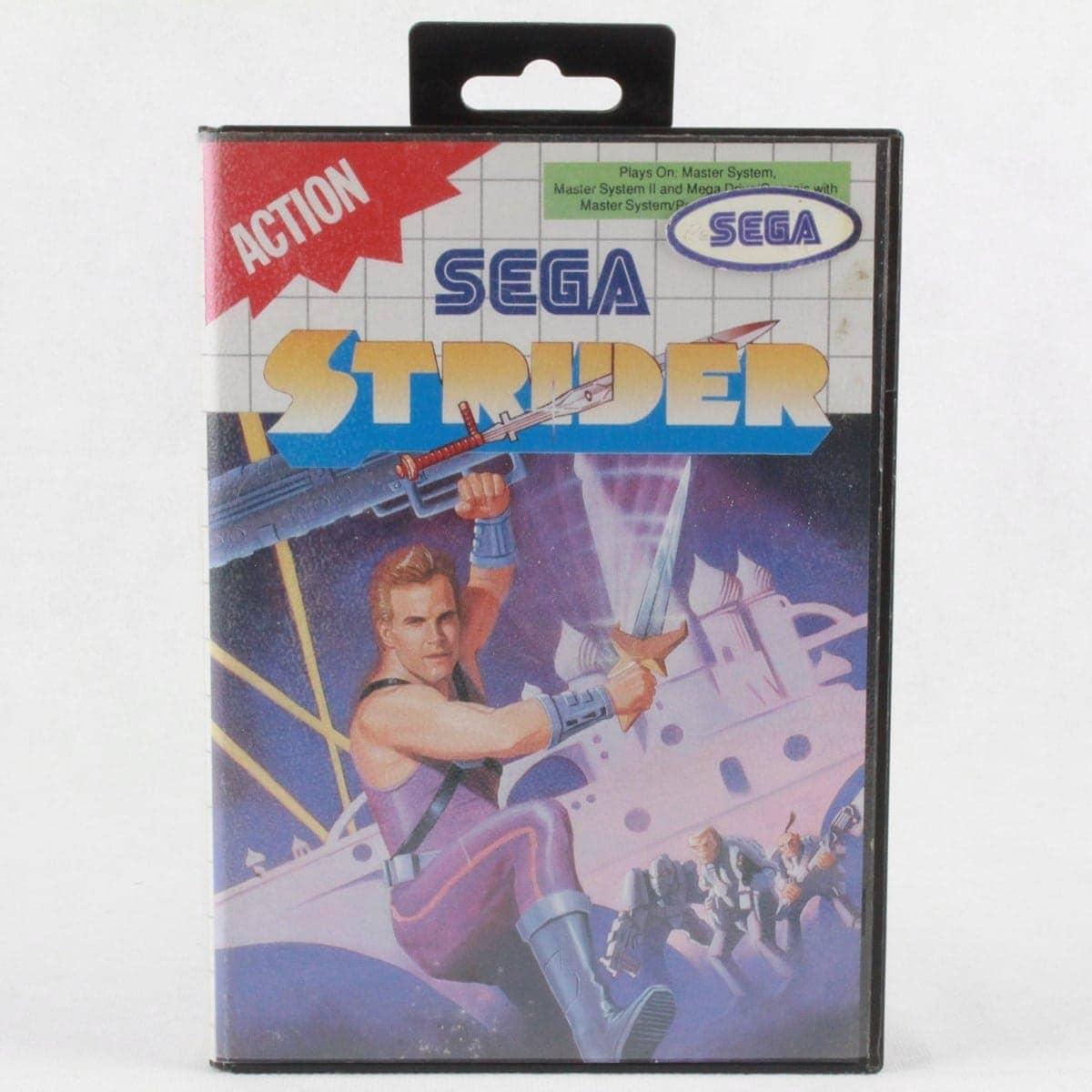 Strider (SEGA Master System)