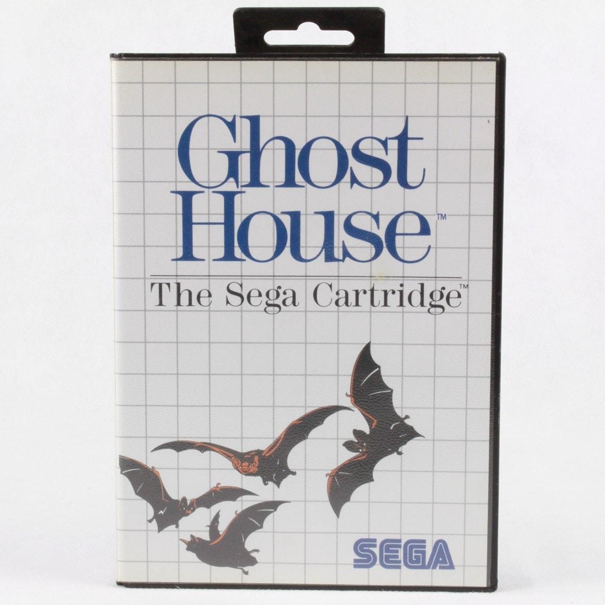 Ghost House (SEGA Master System)