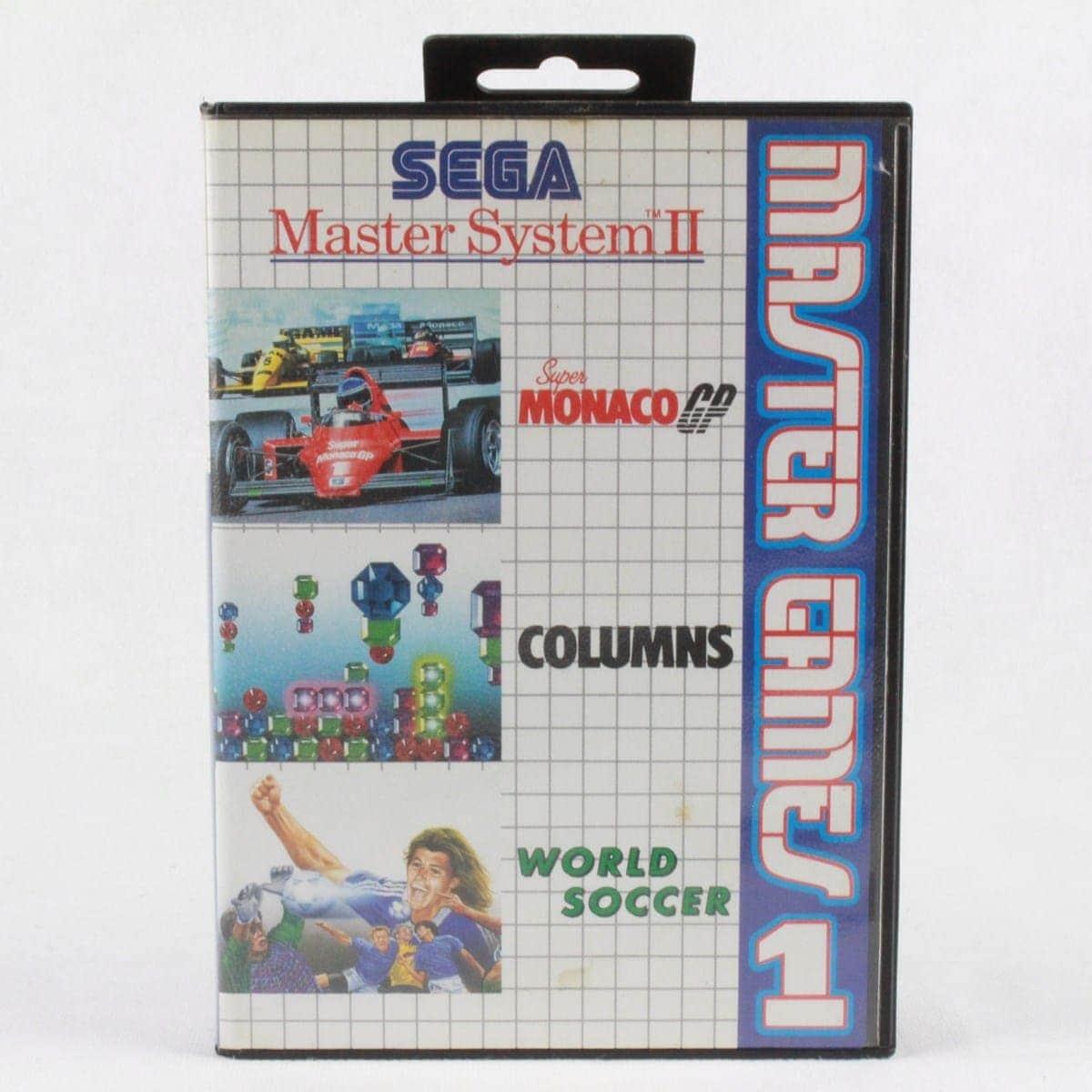 Master Games 1 (SEGA Master System)