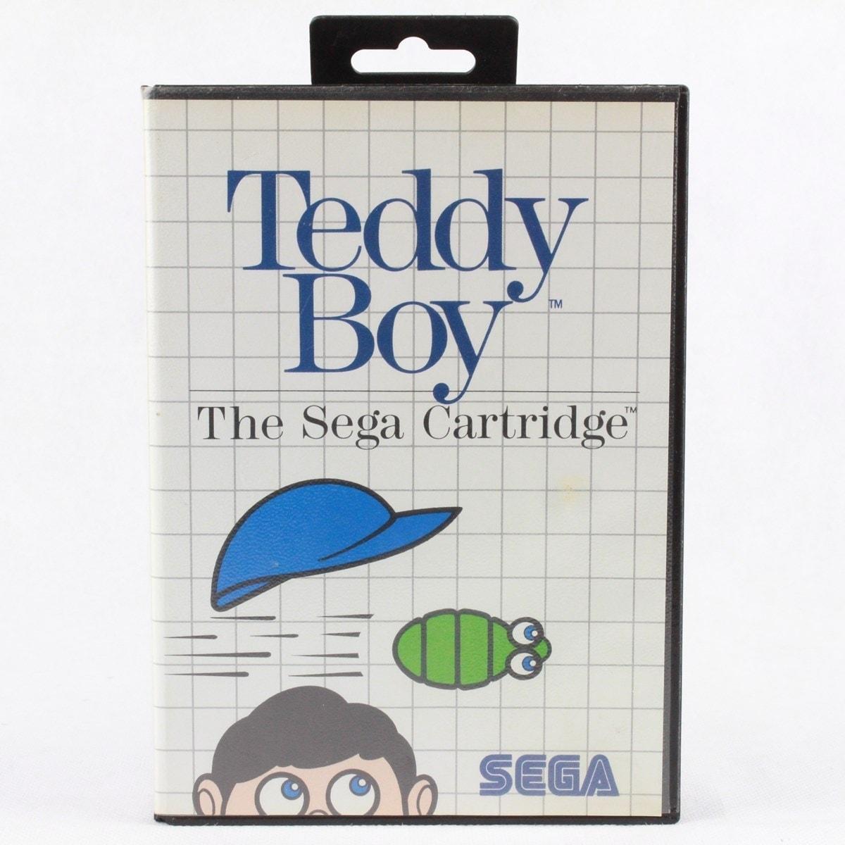 Teddy Boy (SEGA Master System)