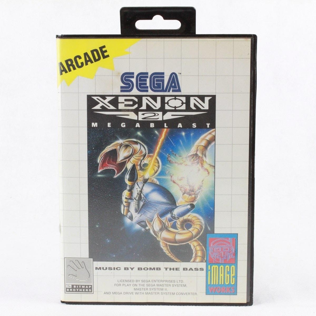 Xenon 2: Megablast (SEGA Master System)