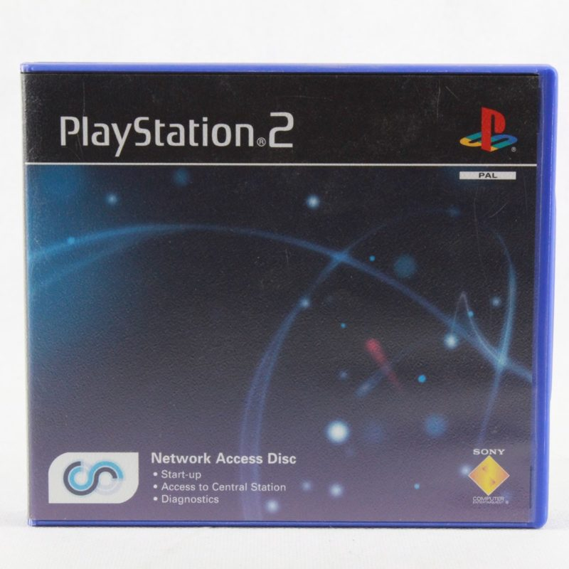 Network Access Disc (PS2)