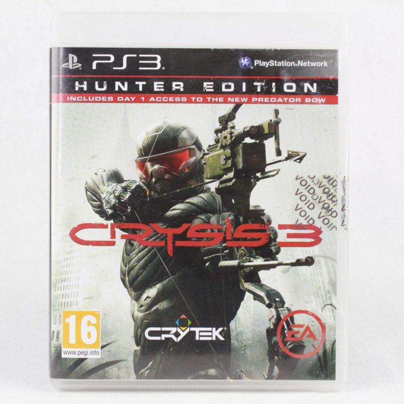 Crysis 3: Hunter Edition (PS3)