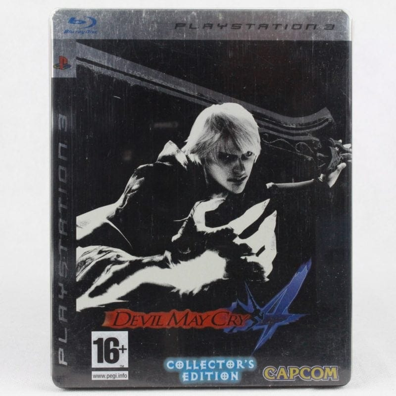 Devil May Cry 4 - Devil May Cry 4 - Collector's Edition (PS3)