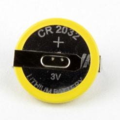 CR2032 Batteri til Nintendo spil