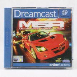 Metropolis Street Racer (SEGA Dreamcast)