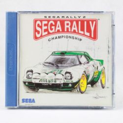 Sega Rally 2 Championship (SEGA Dreamcast)