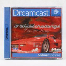 F355 Challenge: Passione Rossa (SEGA Dreamcast)