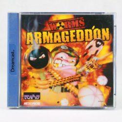 Worms: Armageddon (SEGA Dreamcast)