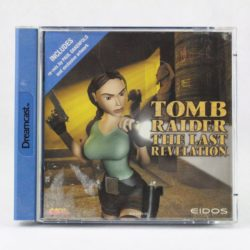 Tomb Raider: The Last Revelation (SEGA Dreamcast)