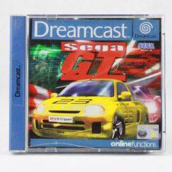 Sega GT (SEGA Dreamcast)