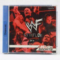 WWF Attitude (SEGA Dreamcast)