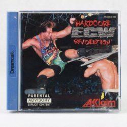 ECW Hardcore Revolution (SEGA Dreamcast)