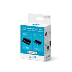 Wii U GamePad Stand/Cradle Set - Sort